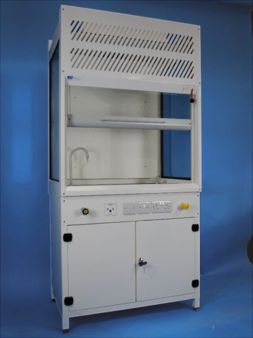 Academia Educational Fume Cupboard