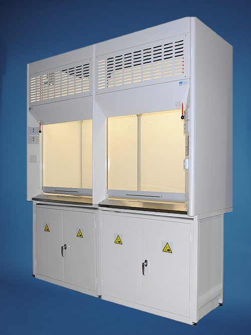 K8 Double Fronted Fume Cupboard