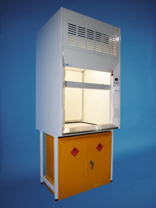 K8 Slimline Ducted Fume Cupboard